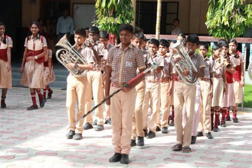 School Assembly 1