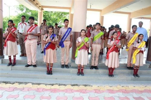 School leaders Installation Ceremony